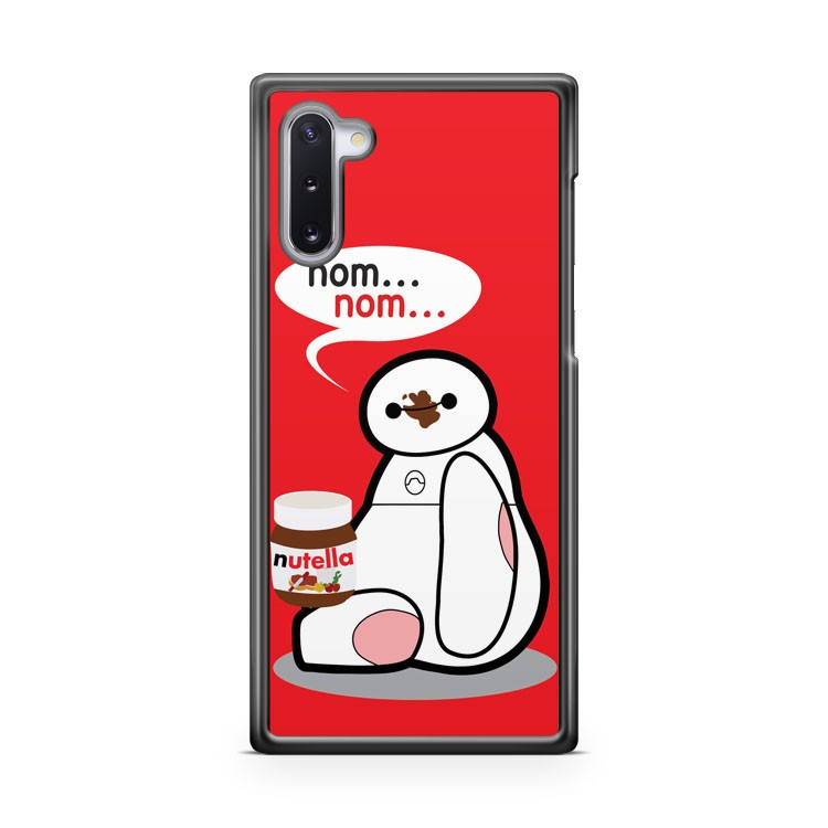 Baymax Nutella Samsung Galaxy Note 10 Case Cover | CaseSupplyUSA