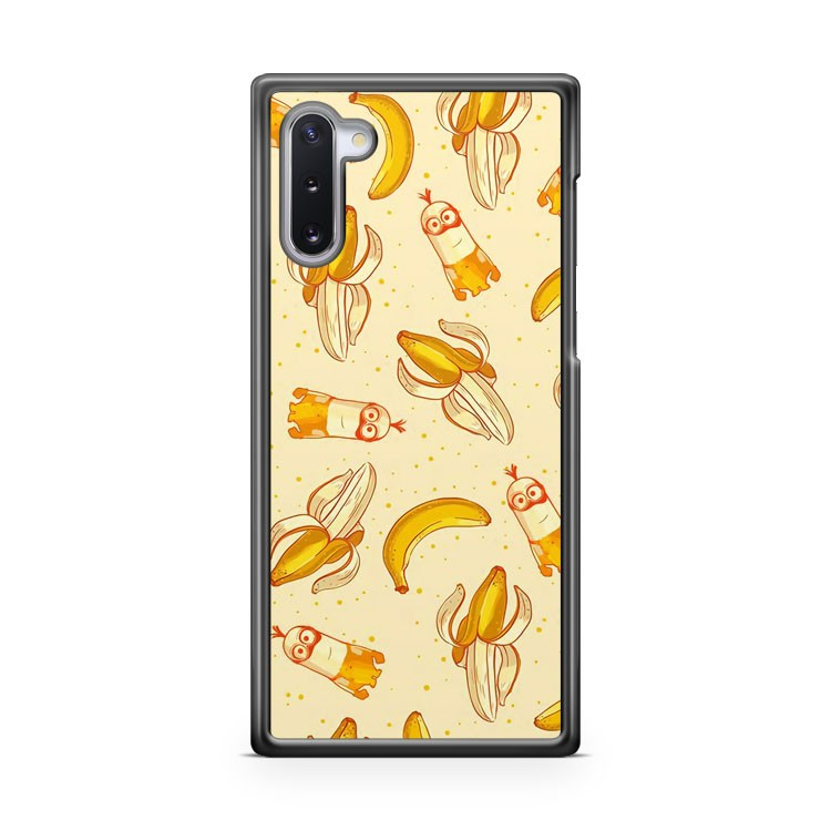 Banana Cute Minions Funny Cool Yellow Samsung Galaxy Note 10 Case Cover | CaseSupplyUSA