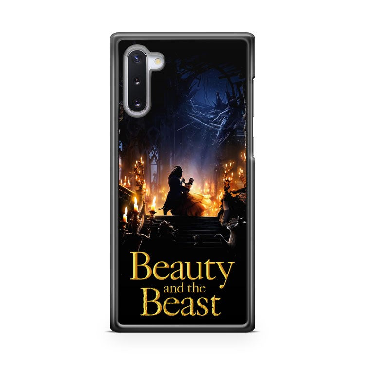 Beauty and the Beast Poster Samsung Galaxy Note 10 Case Cover | CaseSupplyUSA