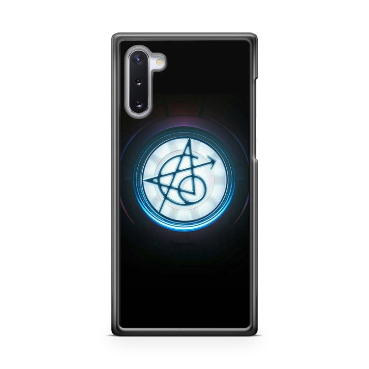 Avengers Tattoo Ironman Arc Reactor Samsung Galaxy Note 10 Case Cover | CaseSupplyUSA
