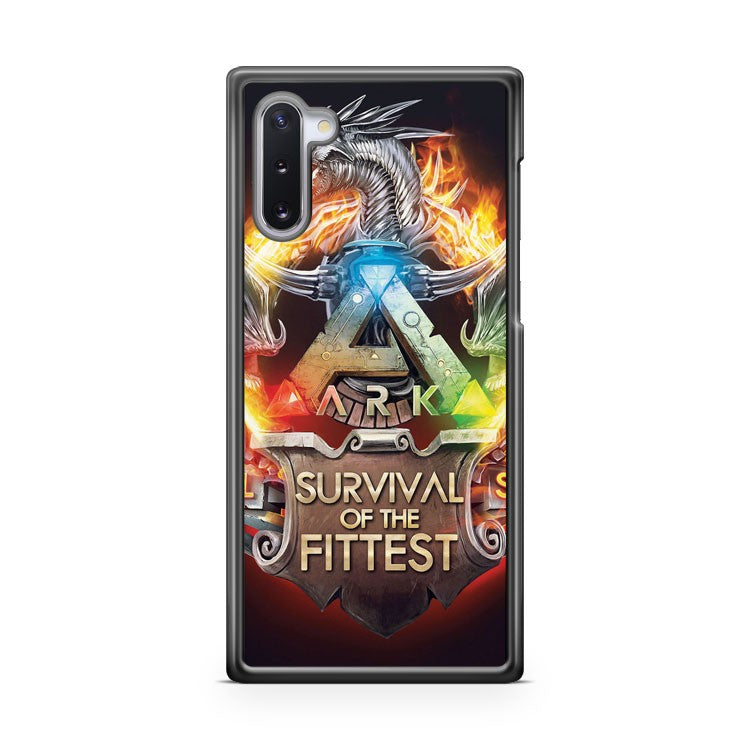 Ark Survival Of The Fittest New 2 Samsung Galaxy Note 10 Case Cover | CaseSupplyUSA