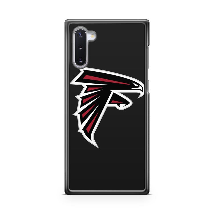 Atlanta Falcons Black Samsung Galaxy Note 10 Case Cover | CaseSupplyUSA