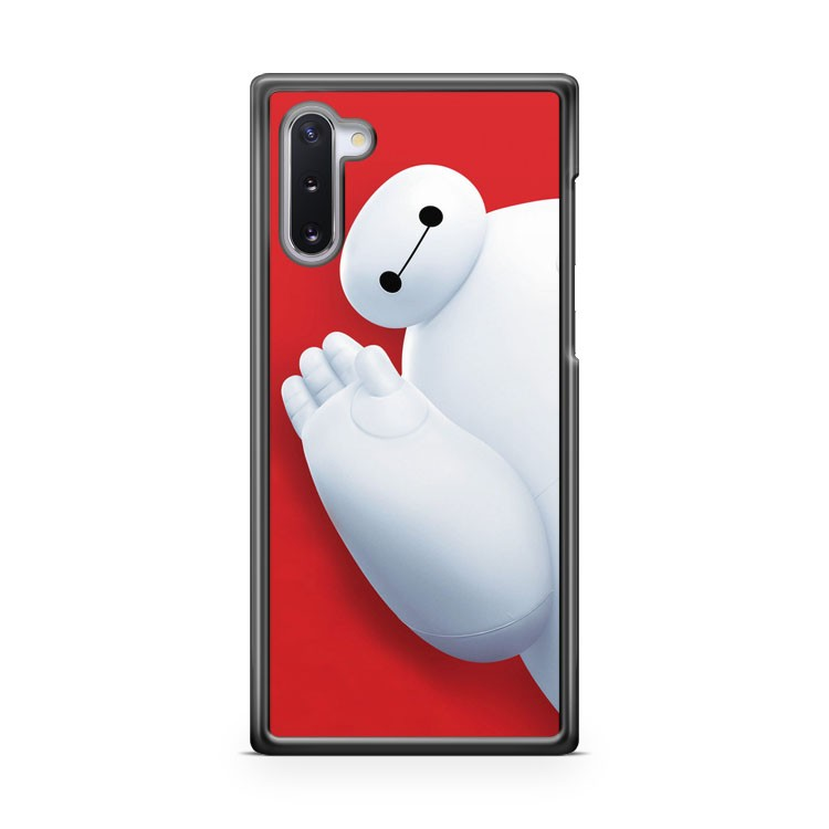 Baymax Say Hello 3 Samsung Galaxy Note 10 Case Cover | CaseSupplyUSA
