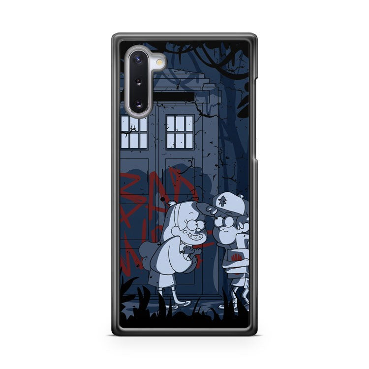 Bad Wolf In Gravity Falls Samsung Galaxy Note 10 Case Cover | CaseSupplyUSA