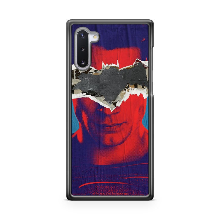 batman x superman poster Samsung Galaxy Note 10 Case Cover | CaseSupplyUSA