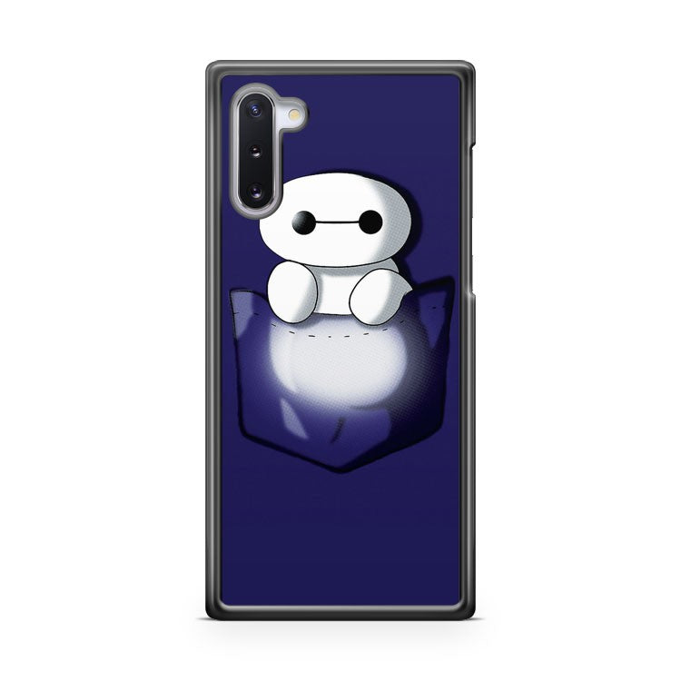 Baymax Pocket Tee Samsung Galaxy Note 10 Case Cover | CaseSupplyUSA