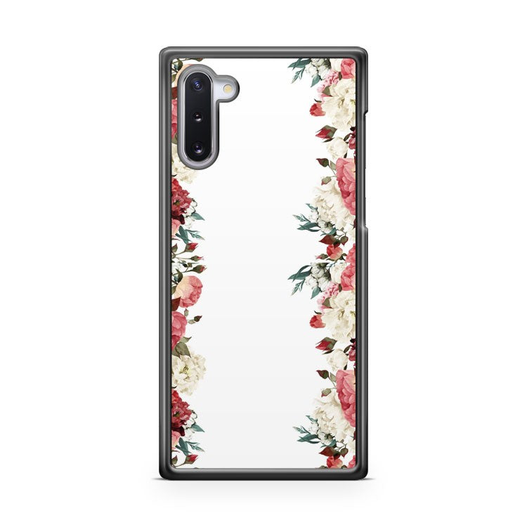 Beautiful Flowery Samsung Galaxy Note 10 Case Cover | CaseSupplyUSA