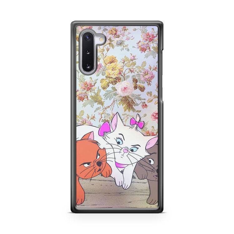 Aristocats Cats Disney 2 Samsung Galaxy Note 10 Case Cover | CaseSupplyUSA