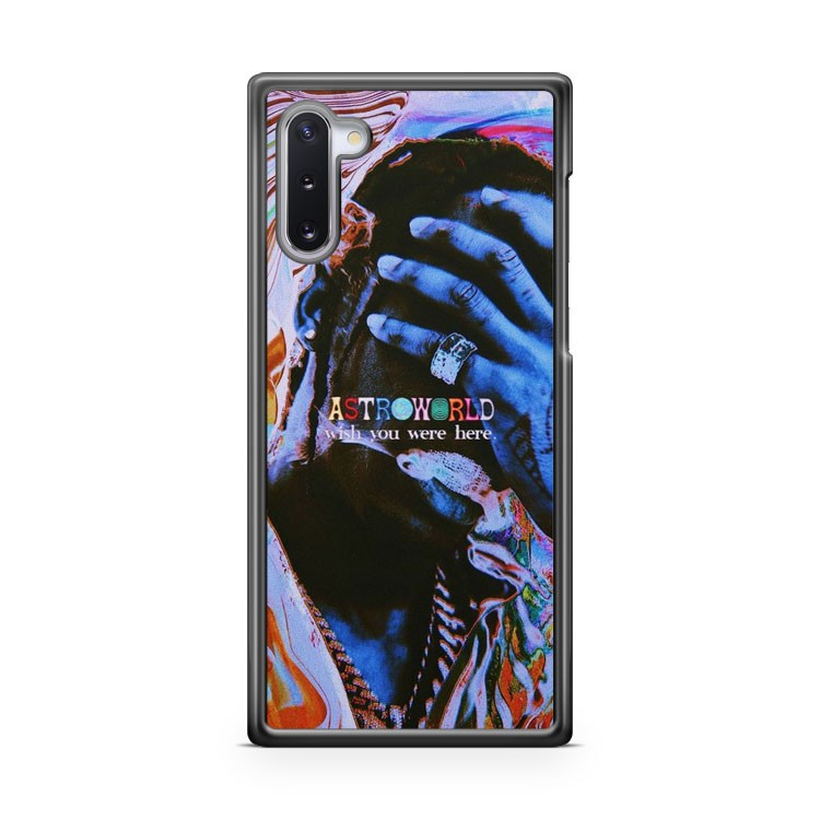 Astroworld 3 Samsung Galaxy Note 10 Case Cover | CaseSupplyUSA
