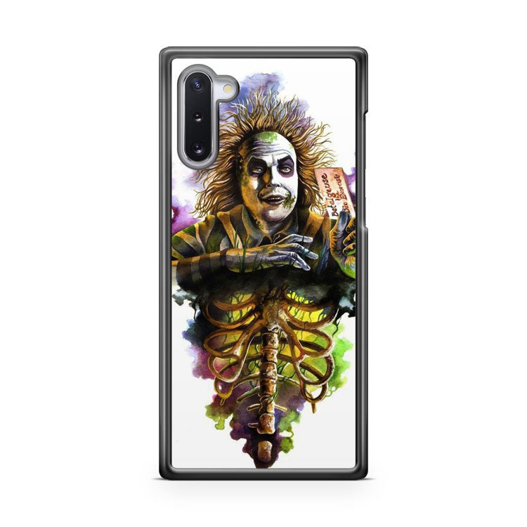 Beetlejuice 12 Samsung Galaxy Note 10 Case Cover | CaseSupplyUSA