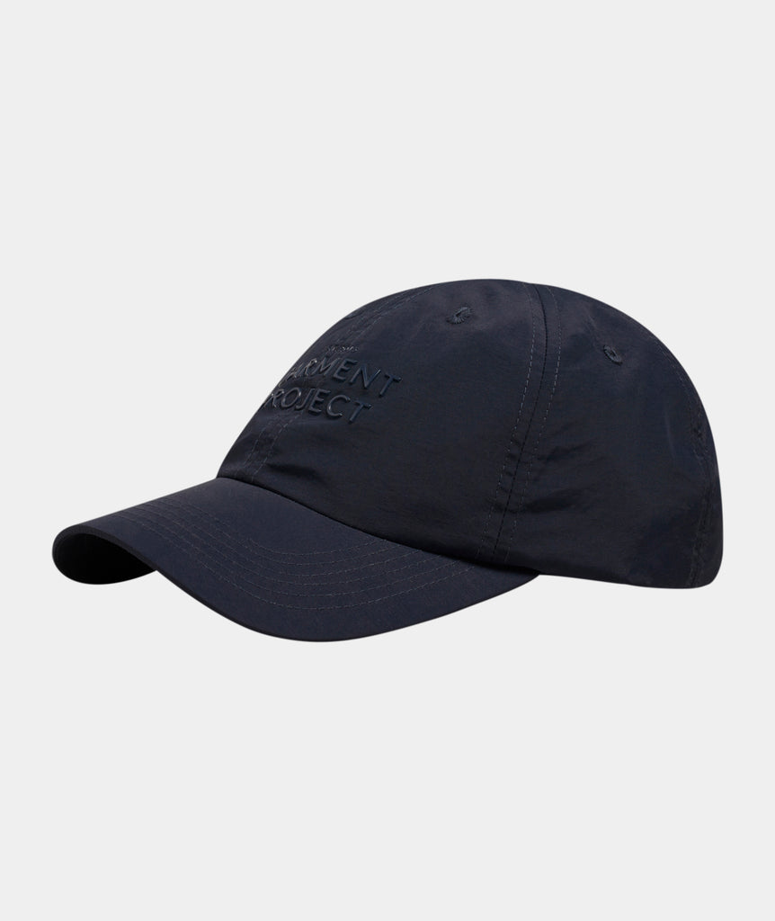 GARMENT PROJECT MAN Logo Cap / Navy Cap 500 Navy