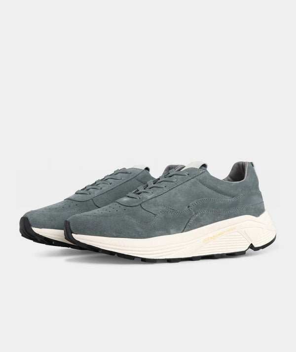 Bailey Runner - Conifer Suede / Off White