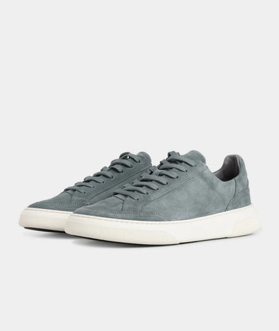 Off Court - Conifer / Off White Suede