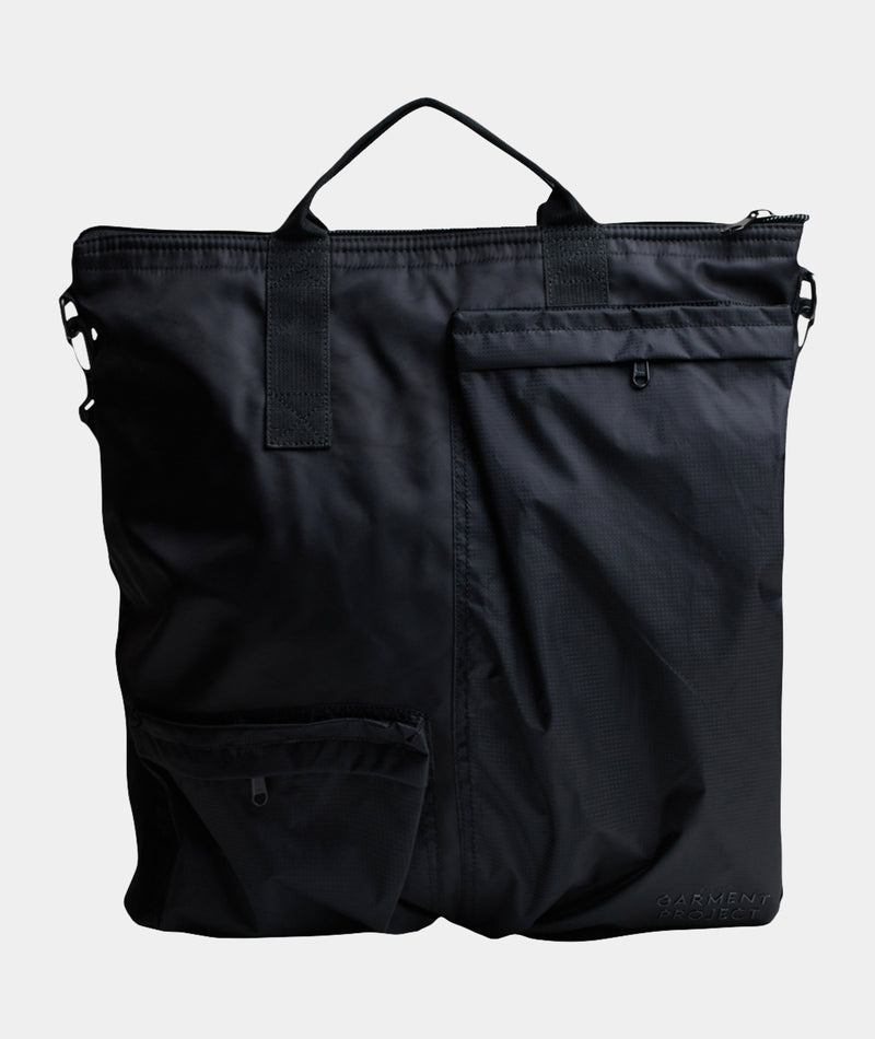GP 2 Pocket Travel Bag - Black