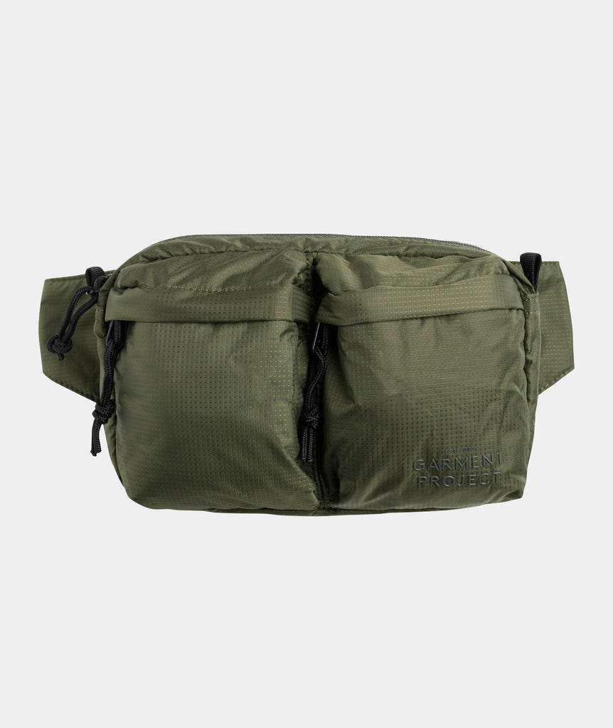 GARMENT PROJECT MAN GP Hip Bag - Army Bags 240 Army