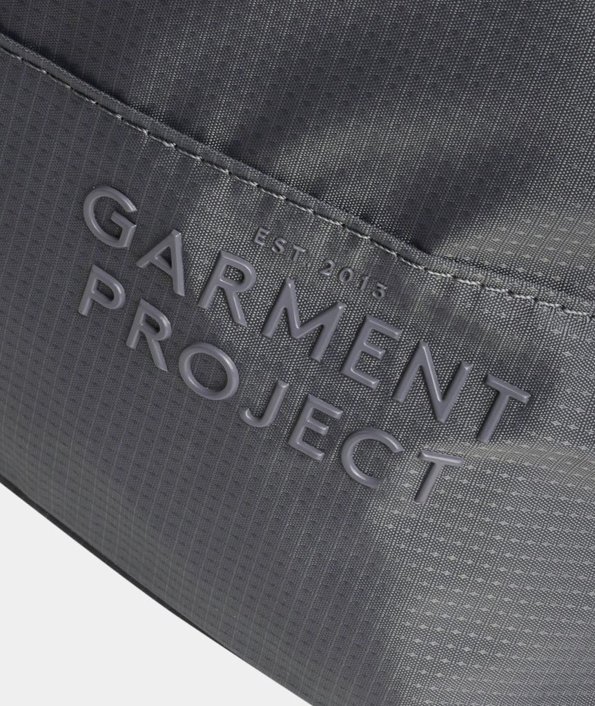 GARMENT PROJECT MAN GP Light Travel Bag - Grey Bags 400 Grey