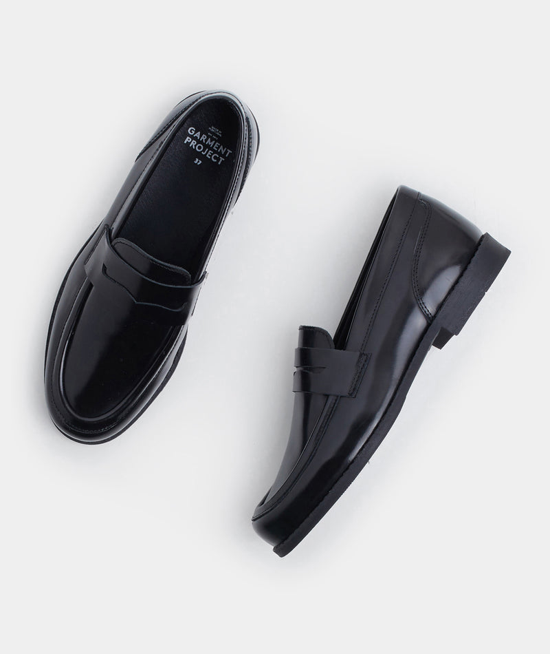 Ginza Loafer - Black