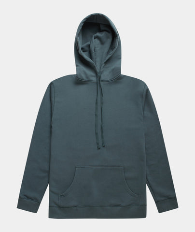 Hooded Sweat - Balsam Green