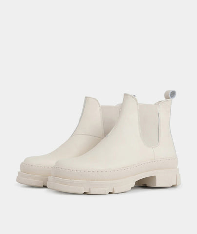 Irean Chelsea - Off White Leather