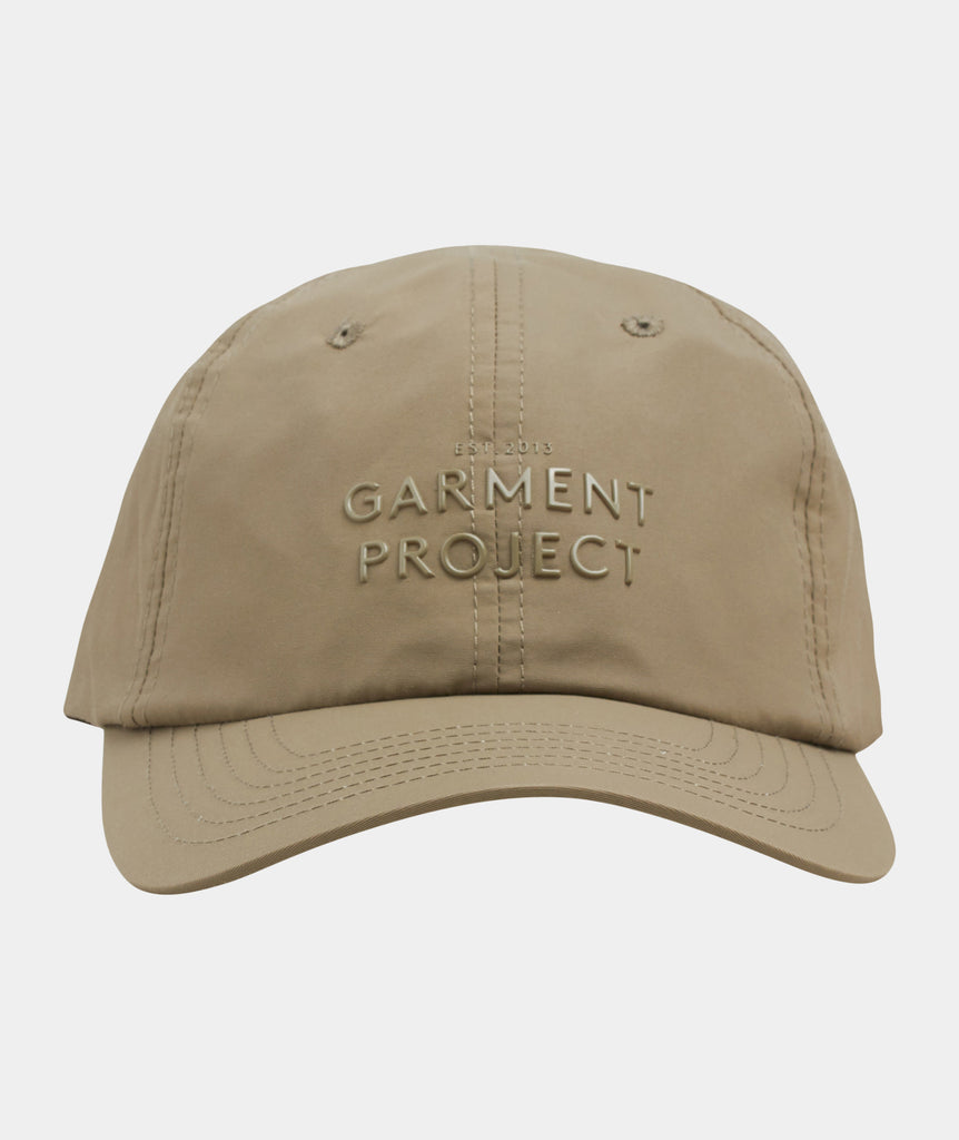 GARMENT PROJECT MAN Logo Cap - Earth Cap
