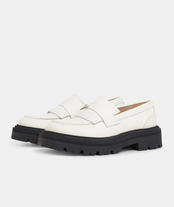 Spike Loafer - Off White