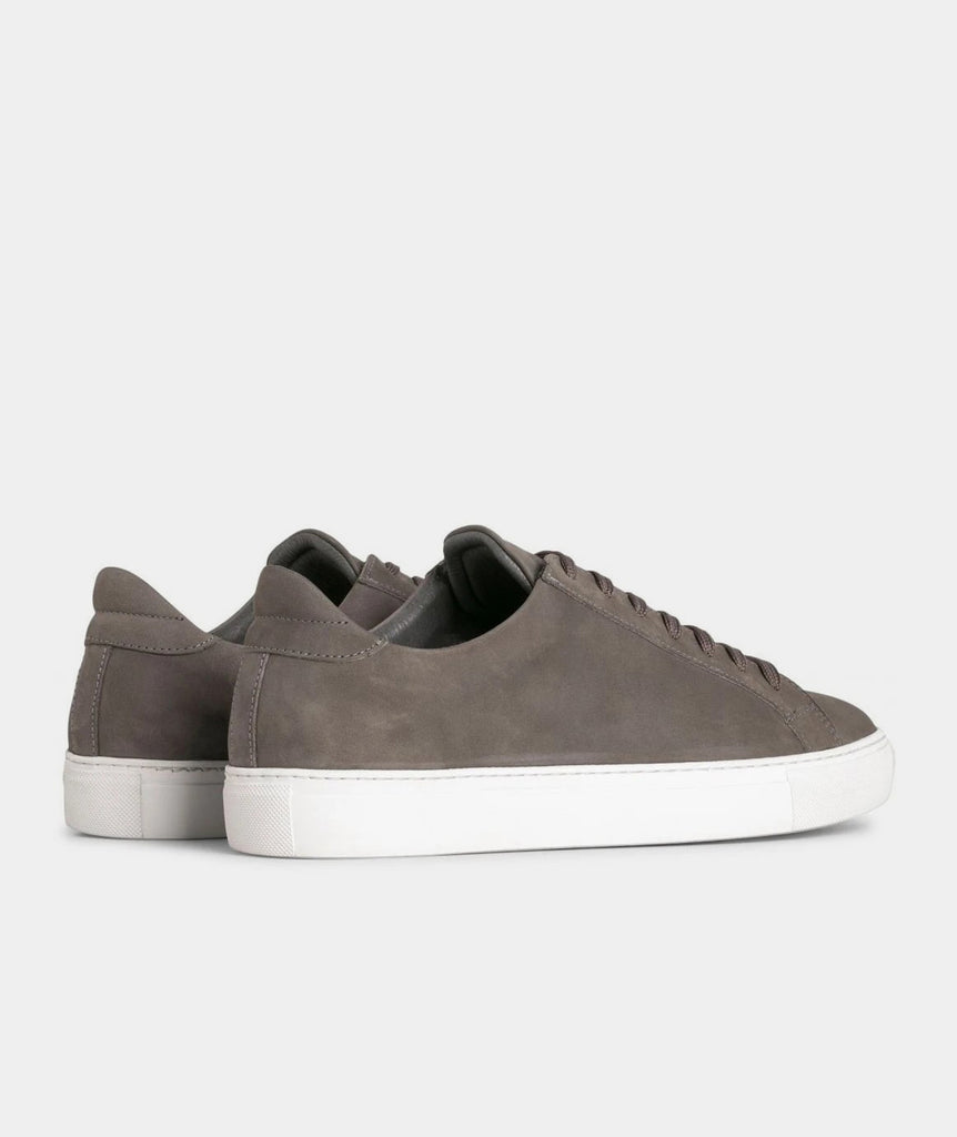GARMENT PROJECT MAN Type - Grey Nubuck Shoes 400 Grey