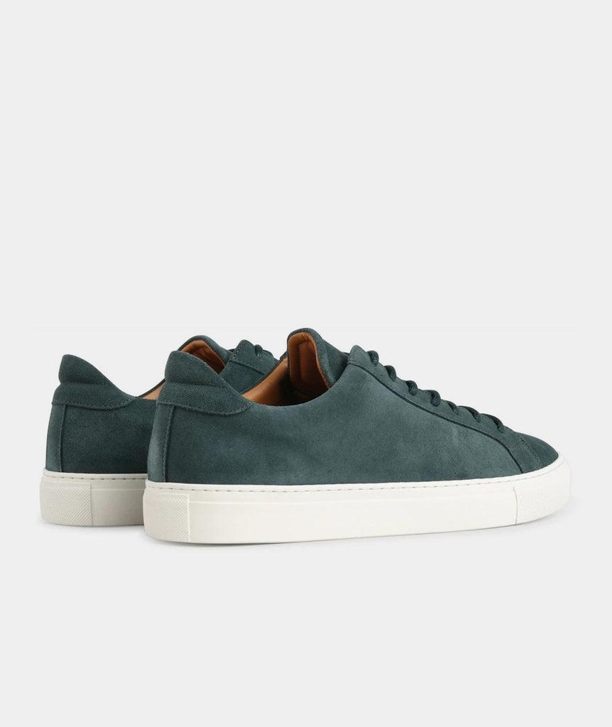 GARMENT PROJECT MAN Type Lux - Balsam Green Suede Shoes 245 Balsam Green