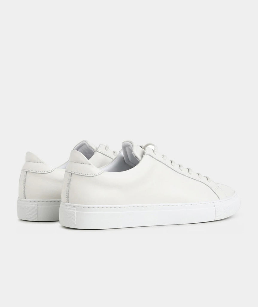GARMENT PROJECT MAN Type Lux - White Leather Shoes 100 White