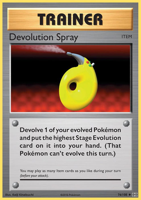 Devolution Spray - 76/108