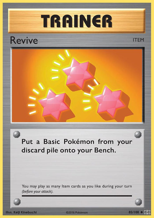 Revive - 85/108 - Reverse Holo