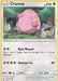 Guardians Rising Chansey - 101/145 - Reverse Holo
