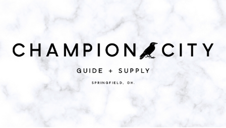 Champion City Gift Card [LINK TO ORDER]