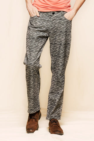oda - Harleqiun Dreams Men's Pant - front view