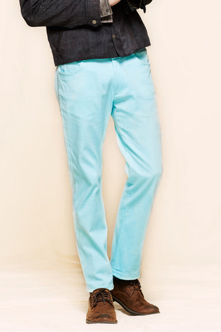 oda - i want candy mens pant - front view