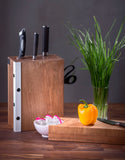 Kopenhagen Knife Block