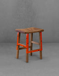 Kopenhagen Stool Dark Wood