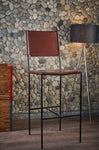 Roundiron Bar Chair