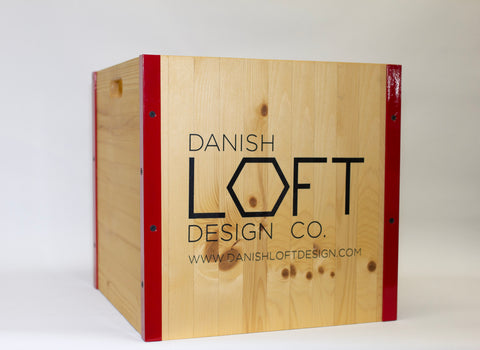 Kopenhagen Loft box Large