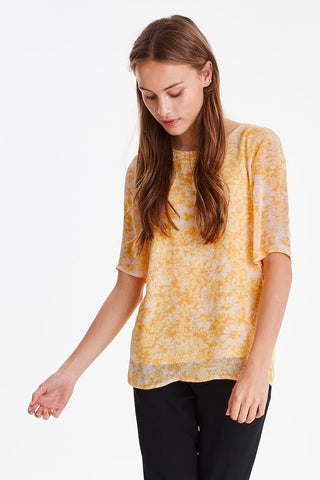 Yellow Flowers Shirt