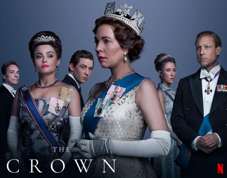 The Crown Collection Celebrating the Release on Netflix!