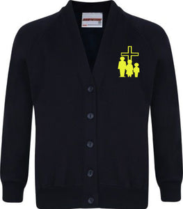HF KS1 Sweatshirt Cardigan