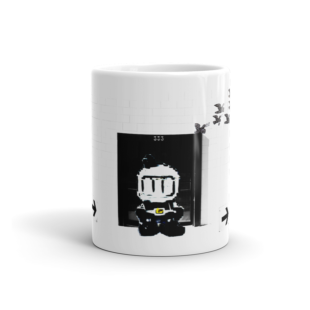 "The Limited Edition ""Spaceman"" Mug"