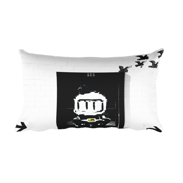Spaceman Rectangular Pillow