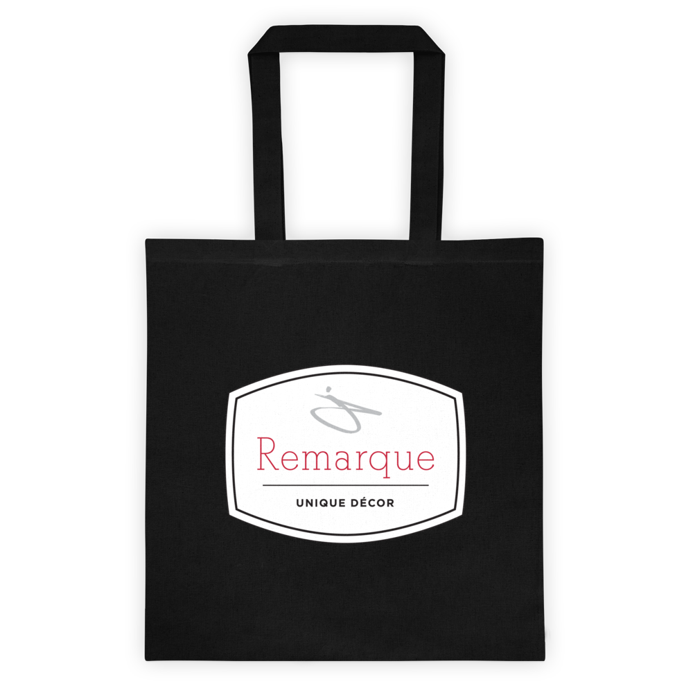 The Remarque Decor Tote bag