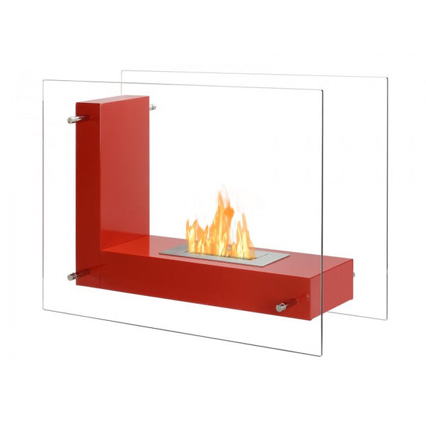 Indoor Freestanding Ethanol Fireplace