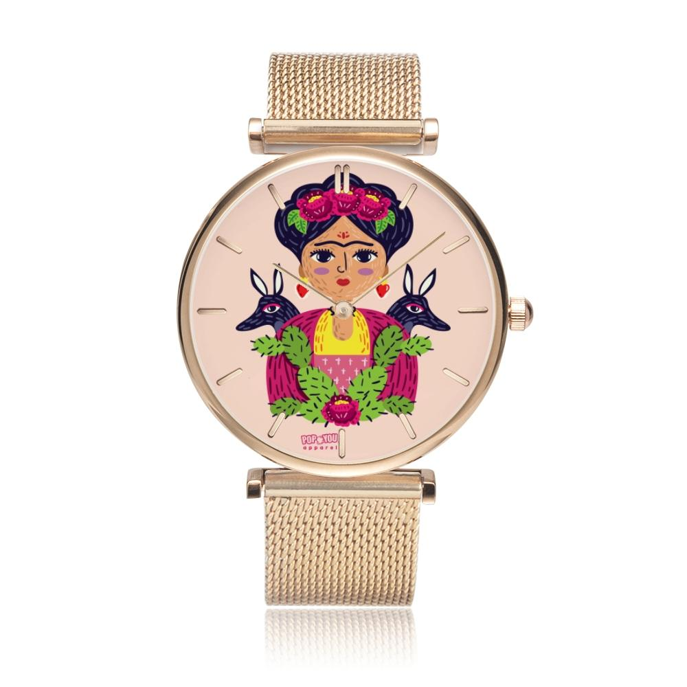 Frida Wrist Watch - Pop You