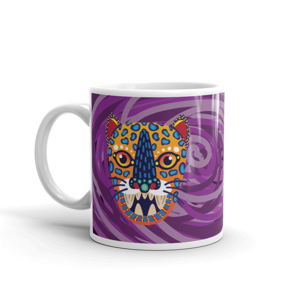 Mayan Jaguar mug - Pop You