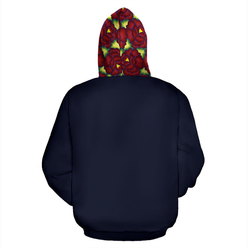Mex Folk Art Flower Hoodie - Pop You