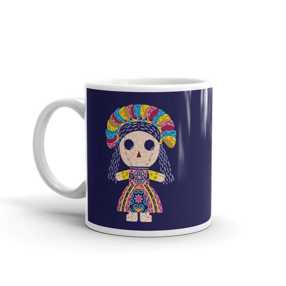 Mexican Doll mug - Pop You