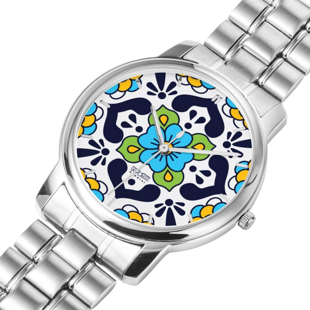 Mexican Mosaic Wrist Watch - Pop You